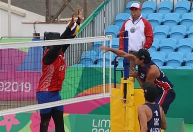 Voleibol de Playa Lima 2019 Panamericanos