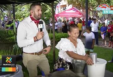 Doña Chica prepara las mejores cuajadas de Nicoya