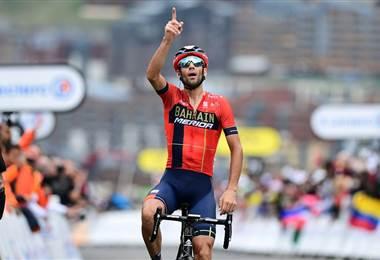 Vincenzo Nibali Tour de Francia