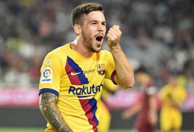 Carles Pérez Barcelona