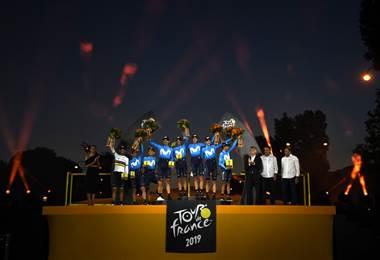 Movistar Team Tour de Francia Andrey Amador