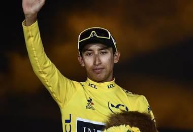 Egan Bernal, ciclista colombiano | BBC Mundo