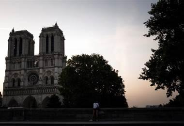 Catedral de Notre Dame. Foto AFP