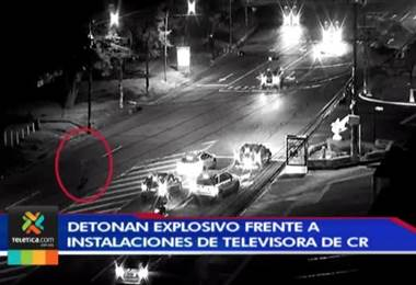 Explosivo Sabana Oeste Teletica