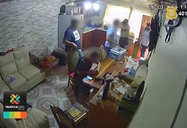 OIJ busca a varios sujetos armados que robaron en viviendas y locales comerciales
