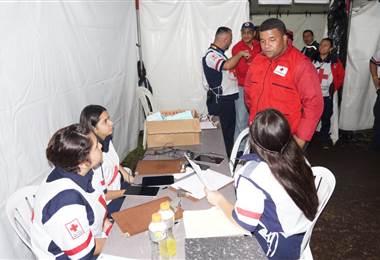 Cruz Roja atendió a 3.038 romeros en el 2018