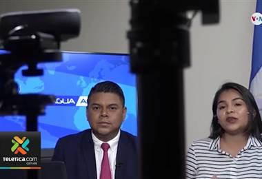 Periodistas nicaragüenses exiliados en costa rica crearon el medio digital 'Nicaragua Actual'