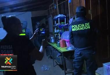 Autoridades panameñas y costarricenses desarticulan organización dedicada al tráfico de migrantes
