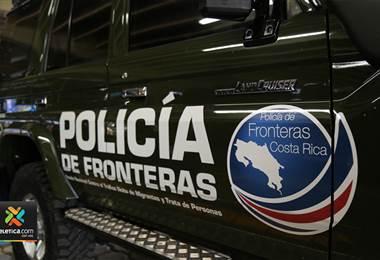 Policía de Fronteras se fortalece con nuevas patrullas todo terreno y equipo especial