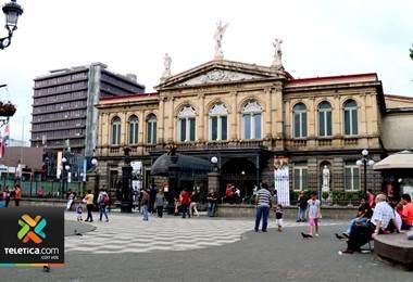 Dinero para mejorar el Teatro Nacional incluye obras en edificio anexo