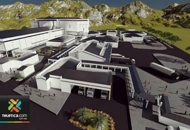 Nuevos hospitales de Turrialba y Puntarenas se construirán bajo parámetros emocionalmente agradables