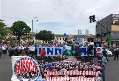Manifestaciones de Undeca