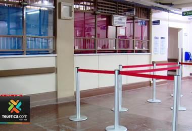 CCSS reporta afectación parcial en sus servicios por huelga en hospitales