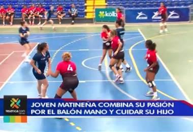 Joven madre de Matina cuenta los esfuerzos realizados para participar en Juegos Nacionales