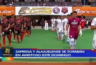 Cinco jugadores de Alajuelense y Saprissa son los únicos sobrevivientes del último clásico amistoso