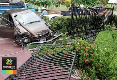 Un soldador de Miramar de Puntarenas falleció al ser atropellado por una conductora que se durmió