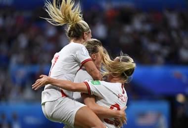 Selección Femenina de Inglaterra | AFP