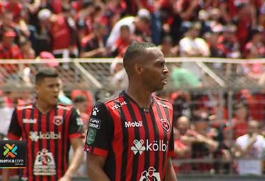 Junior Díaz es el principal candidato para ser el nuevo capitán de Alajuelense