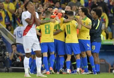 Brasil se corona campeón de la Copa América 2019 | AFP