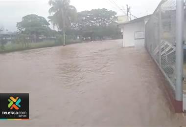 Más de 60 personas en dos albergues son la consecuencia de la lluvia en la Zona Norte