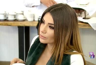 Melissa Durán espera con ansias la llegada de su hija Amanda