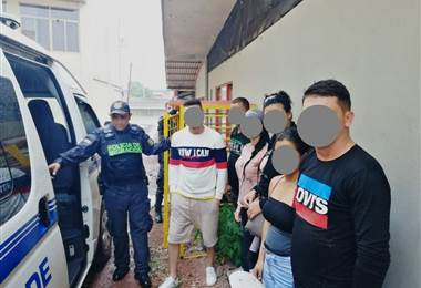 Policía de Migración detuvo a un costarricense por tráfico ilícito de cubanos