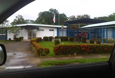 Clínica de Guatuso. Fotografía tomada de Facebook