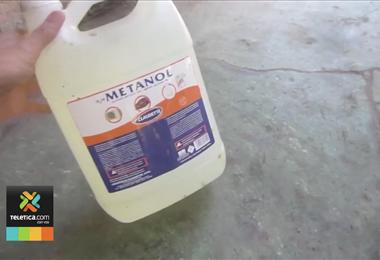 Médicos advierten que el consumo de metanol podría causar ceguera