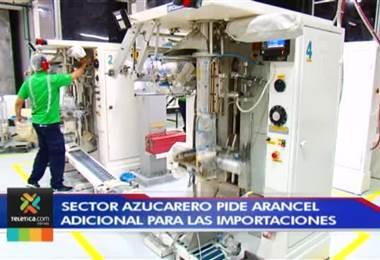 Sector azucarero pide arancel adicional para las importaciones