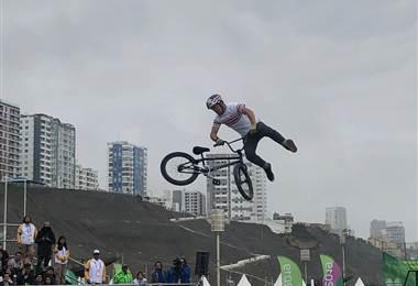 Kenneth Tencio en Lima 2019 | Prensa CON
