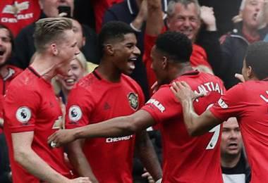 Manchester United goleó al Chelsea   ManU