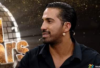 Marko Jara, participante en Dancing With The Stars
