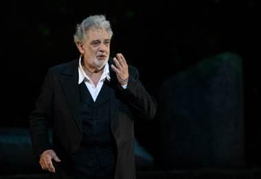 Plácido Domingo, tenor español