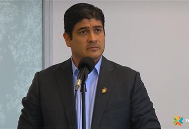 Presidente Carlos Alvarado