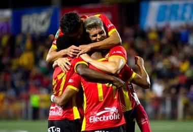 Herediano venció a Limón FC - PRENSA HEREDIANO