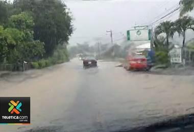 Condiciones de lluvia continuarán dos días más