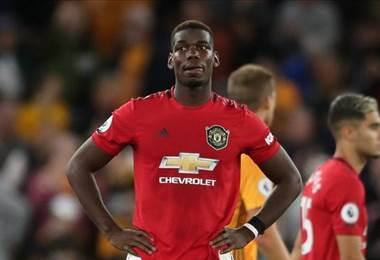 Paul Pogba Manchestr United