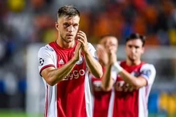 Ajax de Holanda | Twitter Ajax