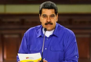 Nicolás Maduro. BBC