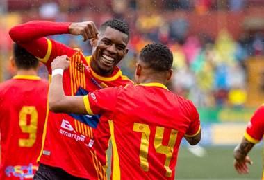 Herediano jugó en Jamaica. Foto de archivo cortesía de CSH