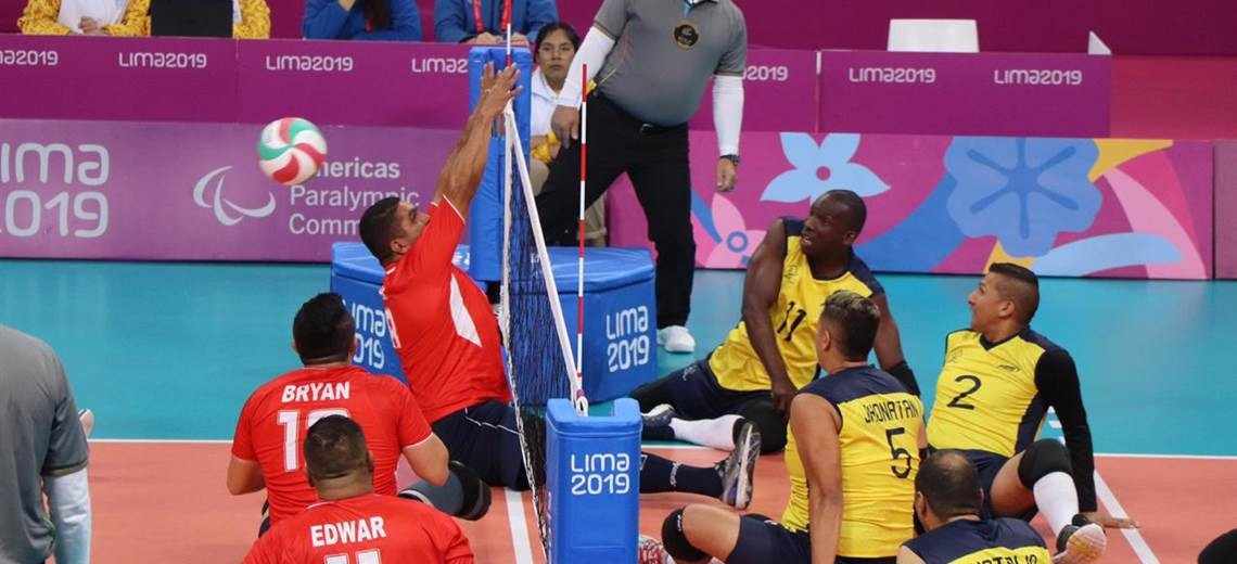En que consiste el voleibol sentado