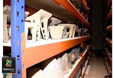 Museo Nacional recuperó 2003 piezas arqueológicas en lo que va del 2019