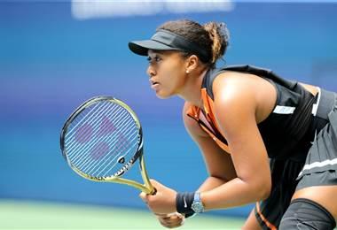 Naomi Osaka, tenis japonesa   AFP