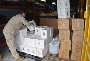 Ayuda de Costa Rica a Honduras para combatir el dengue.