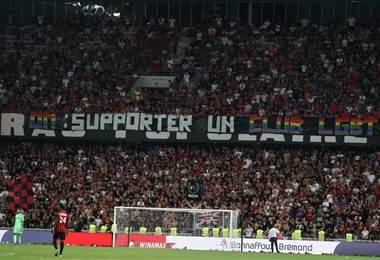 Niza-Marsella suspendido por homofobia | AFP