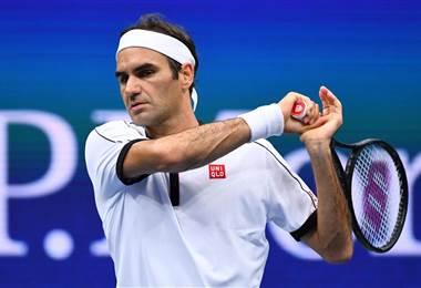 Roger Federer, tenista suizo | US Open