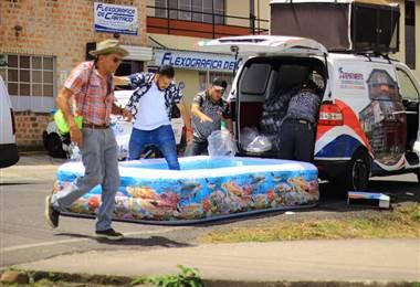 Fotografías: Facebook AMD Costa Rica