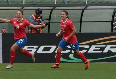 Selección Femenina venció a 3-1 a Argentina | Prensa Fedefútbol
