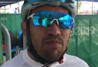 Declaraciones de Henry Raabe tras conseguir la plata en Parapanamericanos | Prensa CON