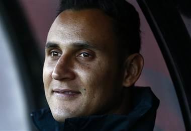 Keylor Navas, portero costarricense | AFP
